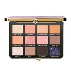 TOO FACED PEACHES AND CREAM EYESHADOW PALETTE